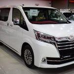 Toyota chuẩn bị ra mắt Granvia 2020 tại Việt Nam, giá hơn 3 tỷ đồng