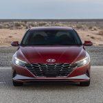 Hyundai Elantra 2021 ra mắt tại Hàn Quốc, giá từ 291 triệu đồng