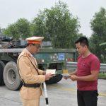 Đề xuất trừ điểm bằng lái với tài xế vi phạm giao thông