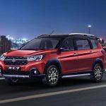 Suzuki XL7 chốt giá 589 triệu đồng tại thị trường Việt Nam