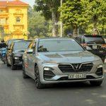 Quý I/2020: Hơn 5.000 xe VinFast được đăng kiểm trên toàn quốc