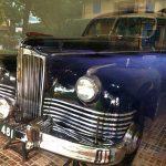 Những chiếc ô tô đã từng được phục vụ Chủ tịch Hồ Chí Minh