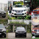 Thị trường Việt Nam chuộng ô tô nhập khẩu từ Thái Lan