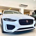 Jaguar XE 2020 cập bến Việt Nam
