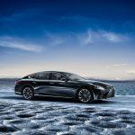 Lexus LS nâng cấp với 2 bản động cơ V8 và 4 xi lanh tăng áp