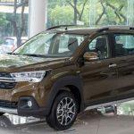 Suzuki XL7 có thêm một phiên bản tại Việt Nam