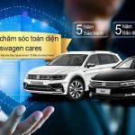 """Volkswagen """"chăm sóc toàn diện 5 năm"""" xe Tiguan và Passat tại Việt Nam"""