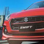 Suzuki Swift 2020 lộ diện, nâng cấp nhẹ ngoại thất
