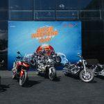 Loạt xe phân khối lớn tham gia ngày hội Bike Weekend tại Hạ Long