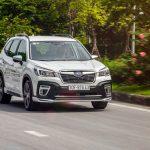 Subaru Việt Nam lên tiếng về hiện tượng đèn báo kiểm tra động cơ trên Forester