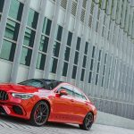 Coupé 4 cửa Mercedes CLA 45S AMG được bán tại Malaysia, giá 2,4 tỷ đồng