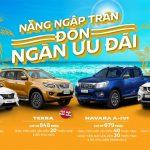 Nissan Việt Nam công bố chương trình ưu đãi cho khách mua xe trong tháng 6