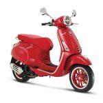 Piaggio ra mắt Vespa Primavera Red và Sei Giorni II tại thị trường Việt Nam