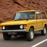 Ranger Rover, 50 năm một biểu tượng SUV xa xỉ