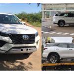 Toyota Foruner 2021 mới ra mắt tại Thái Lan có gì hấp dẫn?
