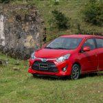 Toyota ưu đãi lãi suất cho khách mua xe Wigo trong tháng 6