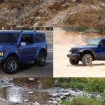 """Điều gì giúp Ford Bronco đè bẹp """"Tượng đài off-road"""" Jeep Wrangler khi ra mắt vào tháng sau"""