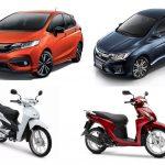 Honda Việt Nam công bố kết quả kinh doanh tháng 5: cả ô tô và xe máy cùng tăng trưởng