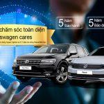 Tháng 6, Volkswagen Việt Nam tặng gói chăm sóc xe toàn diện 5 năm