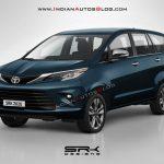 Toyota Innova 2021 lộ diện hình ảnh nâng cấp