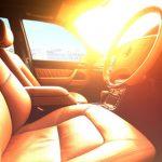 Mẹo cần biết để tránh sốc nhiệt khi dùng ô tô ngày nắng nóng