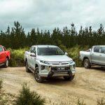 Xe bán tải tháng 5/2020: Triton vượt mặt Hilux, Ranger vững ngôi đầu