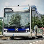 THACO lắp ráp xe buýt Mercedes-Benz tại Việt Nam