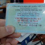 Xe không giấy tờ vẫn được sang tên đổi chủ