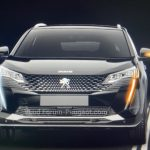 Loạt điểm sáng nâng cấp thiết kế trên Peugeot 3008 2021
