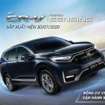Honda chốt thời điểm ra mắt CR-V 2020 tại Việt Nam