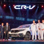 Ra mắt phiên bản mới, Honda CR-V bán được gần 1.000 xe trong tháng 8