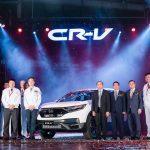 Honda xuất xưởng CR-V đầu tiên lắp ráp tại Việt Nam