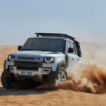 Land Rover Defender mới chốt lịch ra mắt châu Á