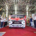 Mitsubishi ra mắt Xpander lắp ráp tại Việt Nam