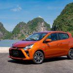 Toyota Wigo 2020 chính thức lên kệ, giá từ 352 triệu đồng