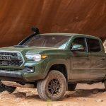 Thị trường bán tải cỡ trung tại Mỹ:  Doanh số Ranger vượt Colorado, nhưng cả hai thua xa xe Toyota