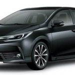 Xả hàng tồn, Toyota Corolla Altis 2019 giảm giá sốc