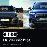 Audi A4 và Audi Q5 được giảm 50% phí trước bạ