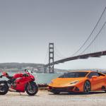 "Ducati về ""chung một nhà"" với Lamborghini tại Việt Nam"