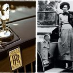 Bí ẩn phía sau người phụ nữ trên logo hãng xe Rolls-Royce đình đám
