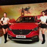 Bộ đôi MG HS và ZS chính thức ra mắt tại Việt Nam