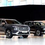 Hyundai Santa Fe 2021 ra mắt tại Hàn Quốc