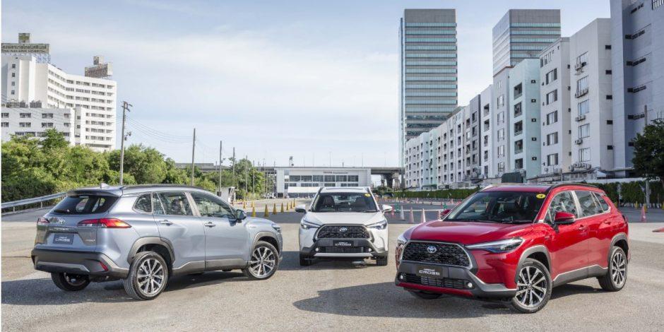 Toyota Corolla Cross có gần 2.000 đơn hàng sau 1 tháng ra mắt thị trường Việt
