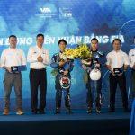 Lần đầu tiên các tay đua Việt Nam được nhận bằng đua xe ô tô thể thao quốc tế