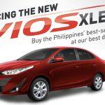 Toyota Vios 2021 sắp ra mắt thị trường Đông Nam Á