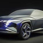 Hyundai Tucson 2021 sẽ mang động cơ dầu hoàn toàn mới đối đầu với nhiều đối thủ