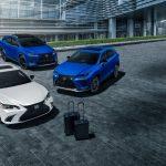Lexus RX 2021 có thêm bản Black Line cho tín đồ thích hàng độc chỉ 1000 chiếc được sản xuất