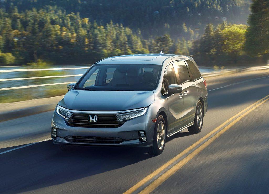Honda Odyssey 2021 gây choáng với hàng loạt bản nâng cấp tuyệt đỉnh