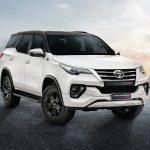 Ấn tượng chiếc Toyota Fortuner TRD phiên bản giới hạn vừa ra mắt