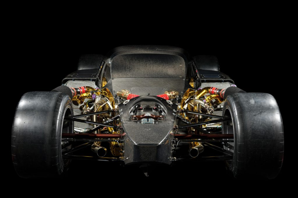 Toyota sắp tung siêu xe đường phố mới: Toyota GR Super Sport